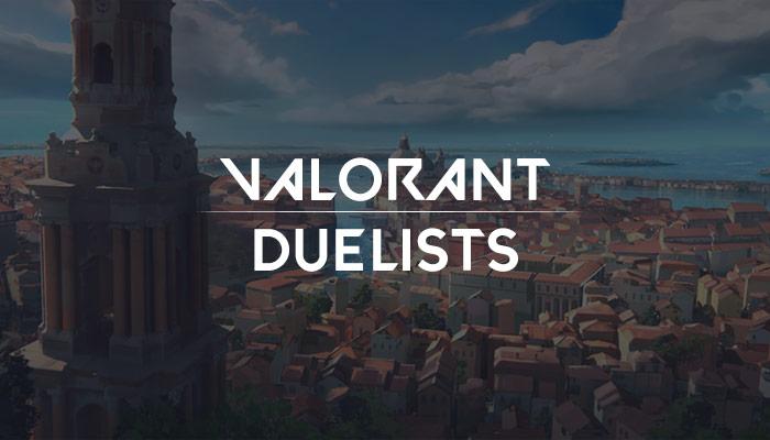 Дуэлянты — Официальный трейлер Valorant