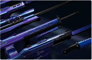 Оружие Valorant