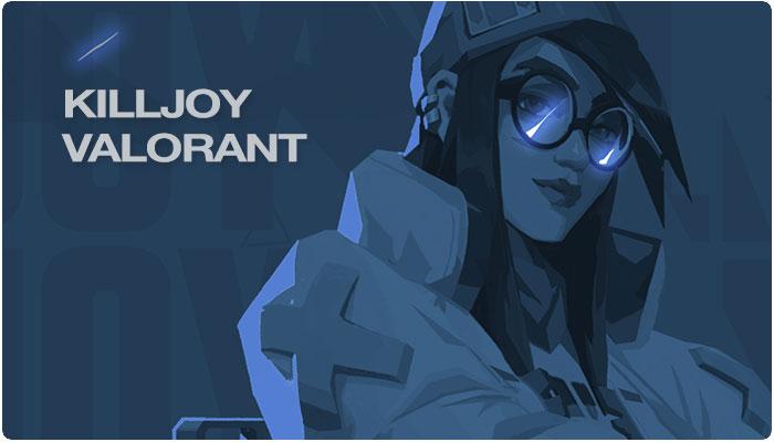 KillJoy Valorant или агент КиллДжой — Гайд