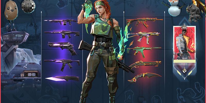 Акт — 3 Valorant: Skye, Icebox, изменения в игре