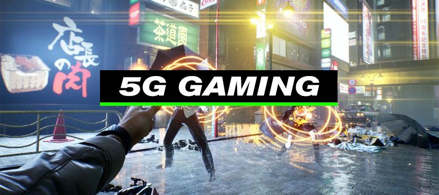 Будущее онлайн игр — Интернет 5G в России